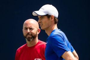 Jamie Delgado Andy Murray