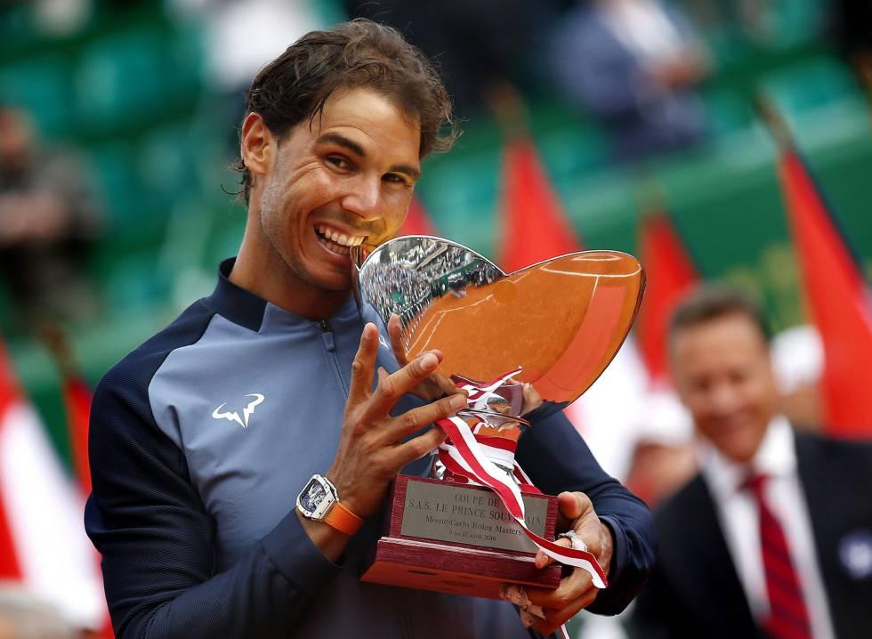 Tenistas con más títulos en un mismo Masters 1000