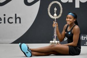 tenistas más jóvenes en ganar un título WTA