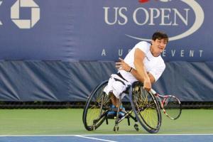 Tenis silla US Open