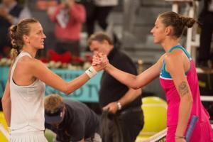 Tenis femenino checo jugadoras