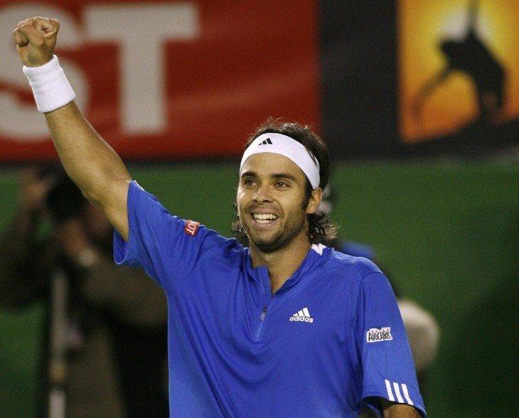 Fernando González Australian Open 2007