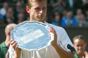 Wimbledon conoce Rey David