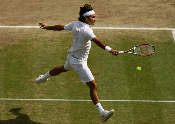Roger Federer cumpleaños