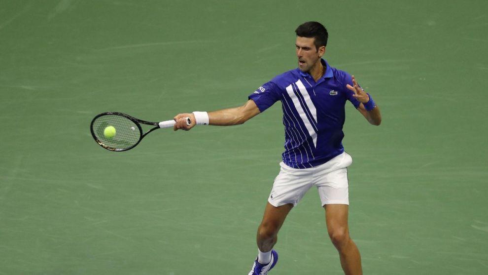 Djokovic Struff US Open
