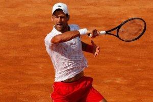 Djokovic Ruud Roma 2020