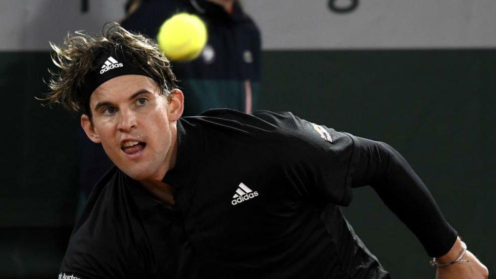 Thiem Sock Roland Garros