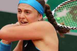 Bertens Ostapenko WTA Estrasburgo