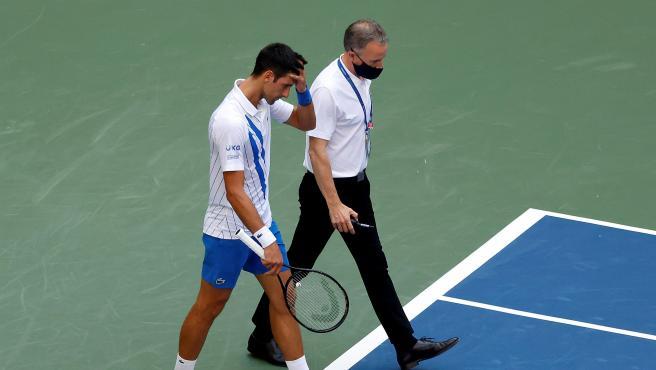 Sanción Djokovic US Open