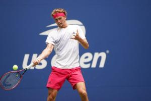 Zverev Davidovich US Open