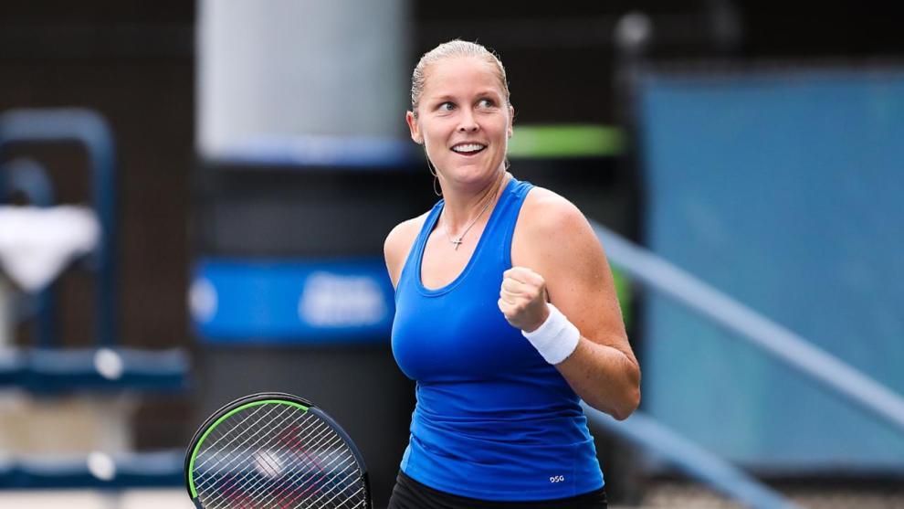 Rogers Kvitova US Open