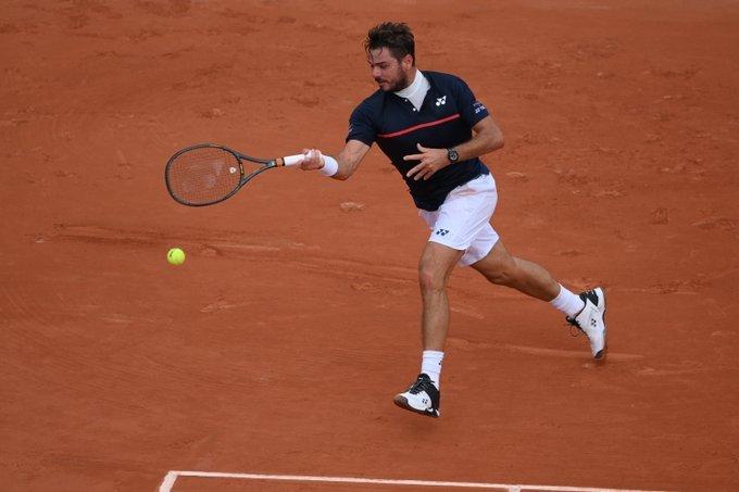 Wawrinka Koepfer Roland Garros