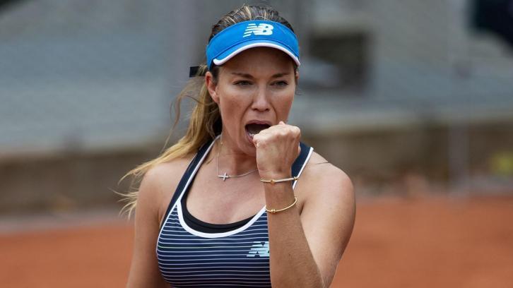 Jabeur Collins Roland Garros