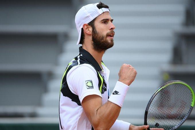 Garín Khachanov Roland Garros