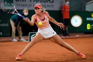 Kenin Bara Roland Garros