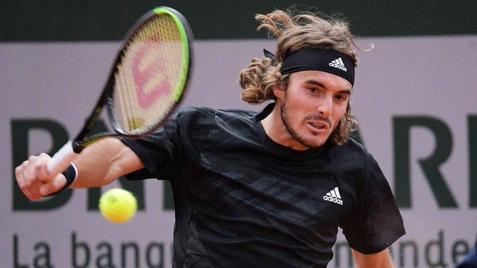 Tsitsipas Rublev Roland Garros