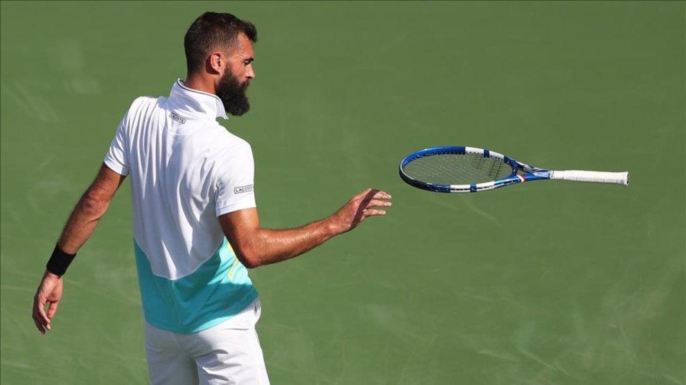Paire declaraciones polémicas tenis
