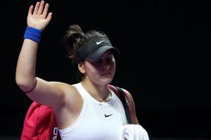 Andreescu declaraciones tenis 2021