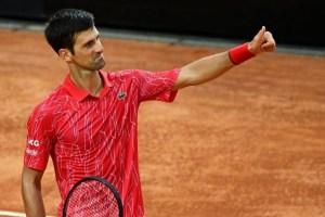 Djokovic estadisticas atp 2020