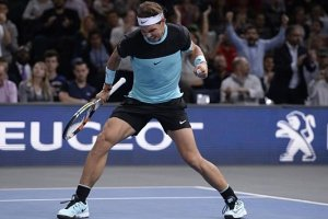 Nadal Anderson Paric Bercy 2015
