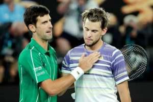 Thiem declaraciones Djokovic