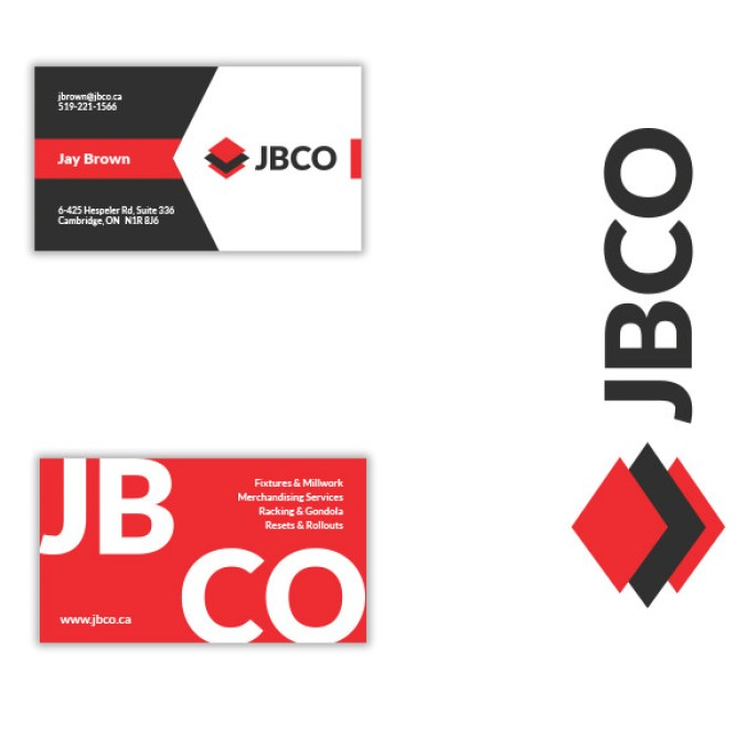 JBCO retail services business cards