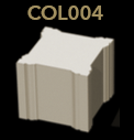 COL004 square column