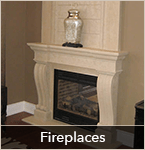 Limestone Fireplace Gallery