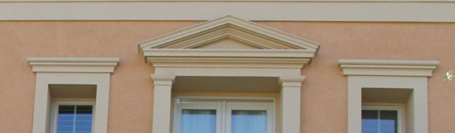 Pediments by Canamould