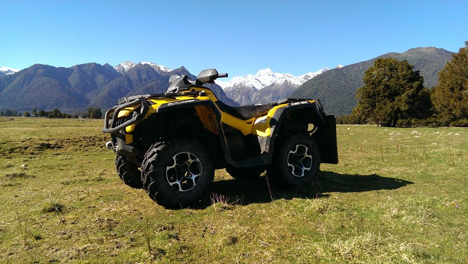 my can am