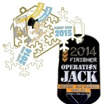 Operation Jack, Last Run and First Run