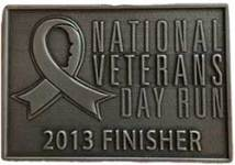 National Veterans Day Run 5K