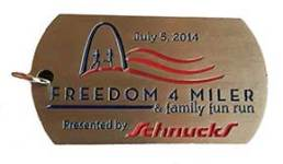 Freedom Four Miler