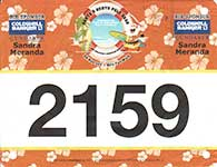 20141213-Santas North Pole Dash 5K Bib