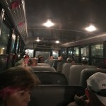 Runners on the Bus