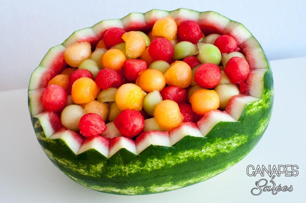Brunch Melon Ball Bowl