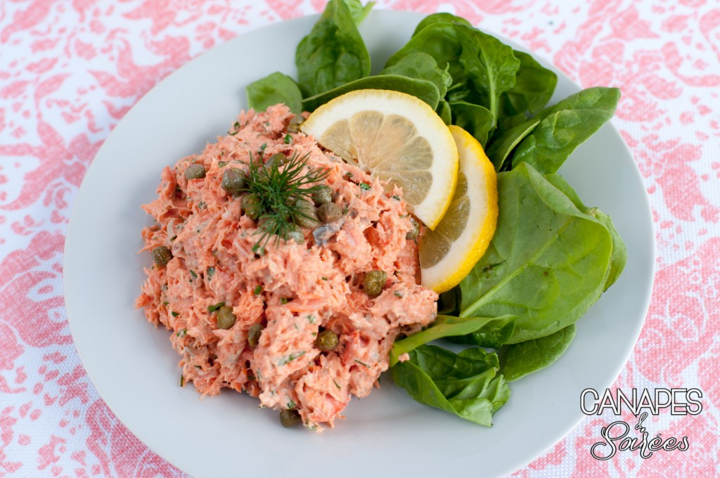 The Best Salmon Salad