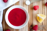Simple Raspberry Couils Sauce