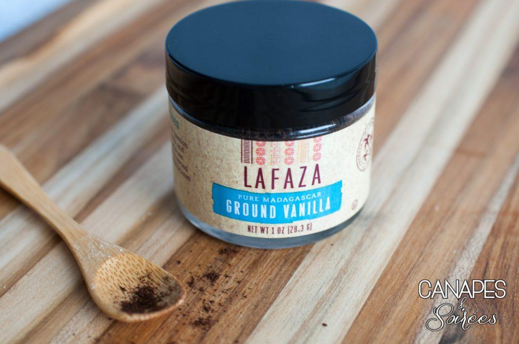 Lafaza Vanilla Bean Powder