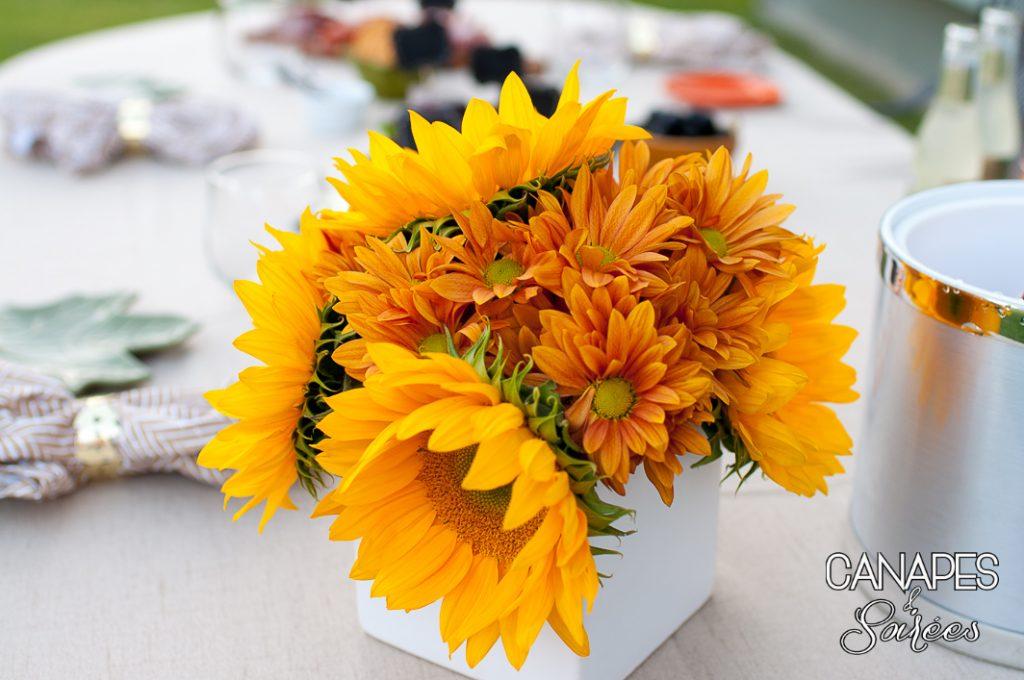 Antipasto Happy Hour Flowers