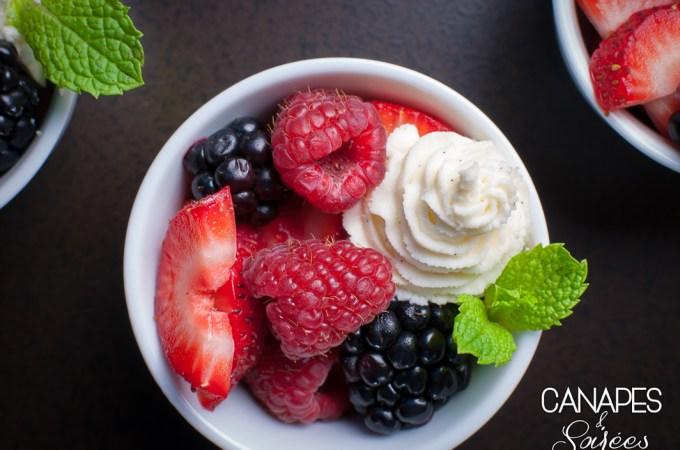 Vanilla Bean Mascarpone Berry Cups-1