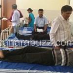 haliyal ,blood donation camp