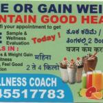 lose or gain weight,maintain good health