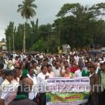 kabu belegar sugar cane growers agitation against EID PYARRY sugar factory