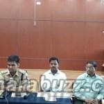 SHivaji murthy SP meeting