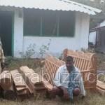 Haliyal sambrani Forester raid at gudmurgi