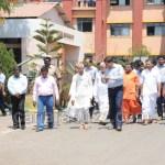 siddeshwara swamiji visit to rudset