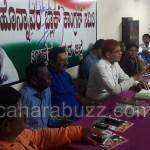 Honnavar block Congress Press Meet