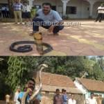 Snake Ashoka Naik, Gokarna