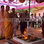 tulajabhavani temple 23rd vardanti utsava